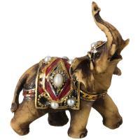 391-160 Фигурка Слон 7,3*4*8,5см