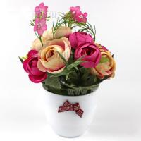 795503/2 Композиция цветов Розы 20см