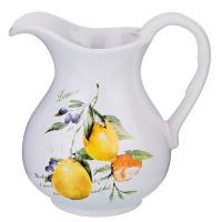 230-166 Кувшин Итальянские лимоны 15,2*13,7*17,4см