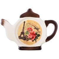 358-1147 Подставка под чайные пакетики Париж