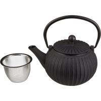 734-034 Заварочный чайник чугунный с эмал. 500мл
