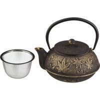 734-038 Заварочный чайник чугунный с эмал. 600мл