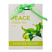 81627 Набор аромасаше из 3х шт Зеленый чай