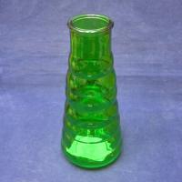 4840160182 Ваза 92044, цв. ярко зеленый, 21 см