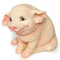К1710 Свинка 10*9*8см