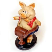 К1724(4) Свинка 8*6*5см