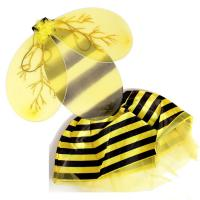 К1914 Детский карнавальный костюм Пчелка 47см