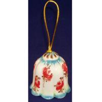 Колокольчик из фарфора 5 см., арт.2612