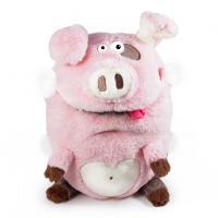KRp-26 Свинка коллекция Кармашки, 26 см