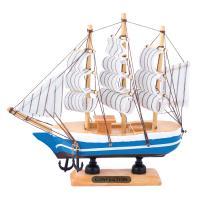 К5868 Декоративное изделие Корабль 15*16*4 см