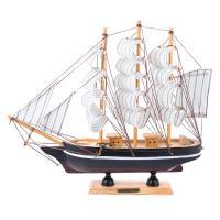 К5870 Изделие декоративное Корабль 27*30*6,5 см