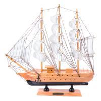 К5871 Изделие декоративное Корабль 30,5*33*7 см