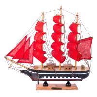 К5875 Изделие декоративное Корабль 3133*7 см