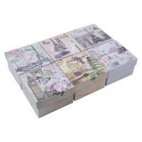 К6079 (6) Подарочная коробка 9*9*5,5 см