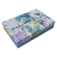 К6080 (6) Подарочная коробка 9*9*5,5 см