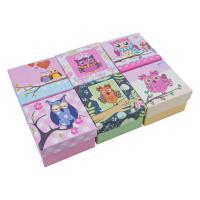 К6081 (6) Подарочная коробка 9*9*5,5 см