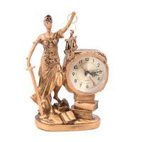 К6135 Часы Правосудие 19*13*6 см полистоун