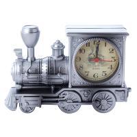 К5771 Часы-будильник Паровоз 11*17*5 см