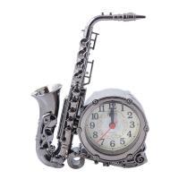 К5778 Часы-будильник Саксофон 18,5*14*4,5 см