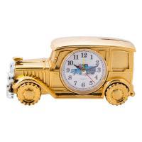 К5779 Часы-будильник Машинка 9*19*8 см
