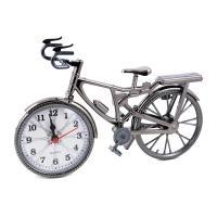 К5780 Настольные часы Велосипед 14*22*4 см