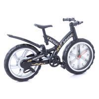 К5786 Часы настольные Велосипед 16*26*4 см
