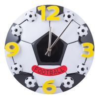 К5797 Часы Настенные Футбол 30*30*4 см