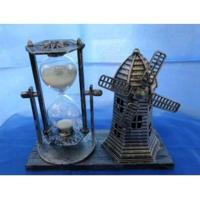 MML15982 Часы песочные ( пласт+стекло) 15,5*6,5*12