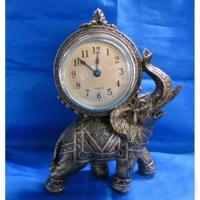 MML16126 Часы со слоном 11*5*17 см