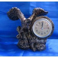 MML16131 Часы с орлом 16*5*14 см