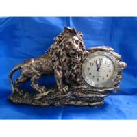 MML16133  Часы со львом 29*7*19 см