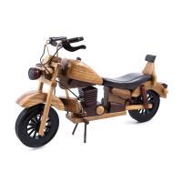 К5854 Мотоцикл  декоративный 18*26*10см дерево