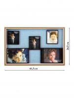 К5982-2 Фотоколлаж 42*27*3,5 см
