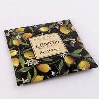 20732 Сухой ароматизатор Лимон 15гр 11*11см
