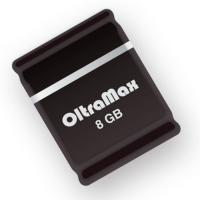 Флэш-диск OltraMax 08 Gb series 50 Black (400)
