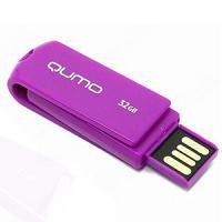 Флэш-диск QUMO 32 Gb Twist Fandango (фанданго)