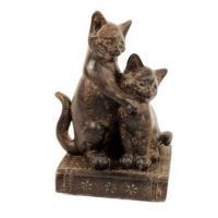JNW6546 (6) Коты на книге 9*6,5*13 см