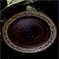 тарелка 215 мм ангоб феникс