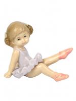 К101842 Фигурка Балерина  7,5*9,2*5,1 см фарфор