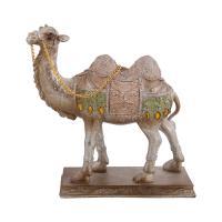 К101820 Верблюд декор полистоун 19*7,5*21,5 см