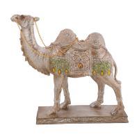 К101821 Верблюд декор полистоун 27*8*25,5см