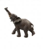 К101822 Слон декор полистоун 27*18*24,5 см