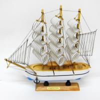К181026 Изделие декоративное Корабль 24 см