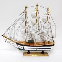 К181029 Изделие декоративное Корабль 33 см