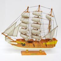 К181032 Изделие декоративное Корабль 45 см