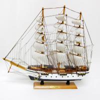 К181036  Изделие декоративное Корабль 50 см