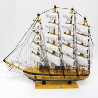 К181039 Изделие декоративное Корабль 50 см