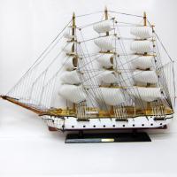 К181048  Изделие декоративное Корабль 80 см