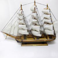 К181049  Изделие декоративное Корабль 80 см