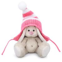 SidX-287 Зайка Ми в полосатой розовой шапке
